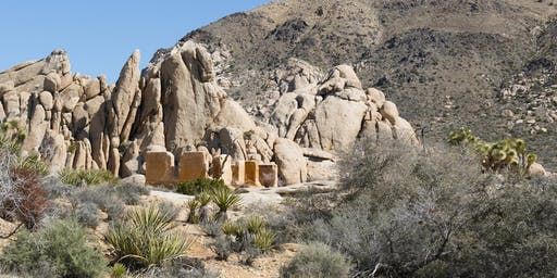 Archaeology of Joshua Tree National Park Fall 2019