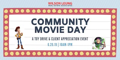 Community Movie Day: Toy Story 4