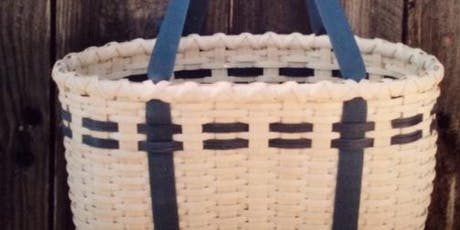 Weave a Market Basket Tote tickets