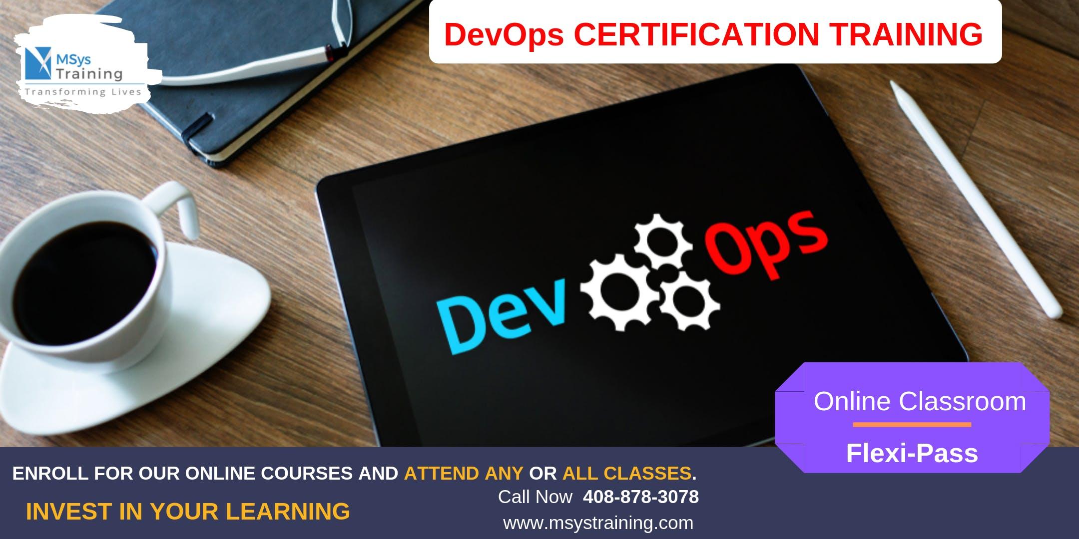 DevOps Certification Training in Phoenix, AZ
