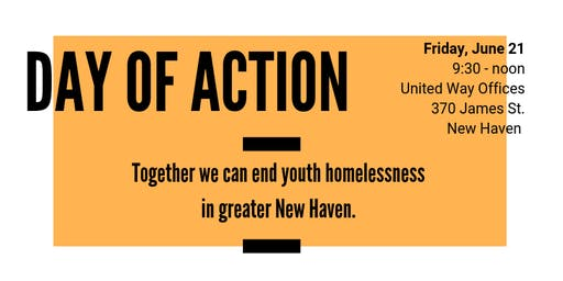Day of Action: Helping Homeless Youth