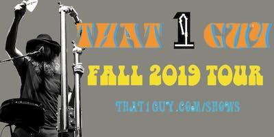 Mustache Club - Salt Lake City, UT. - 11/13/19