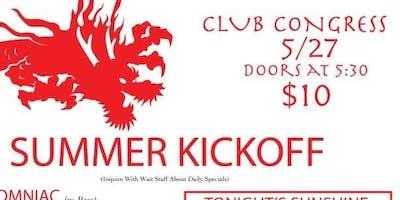 High School Band Showcase: A Summer Kick Off