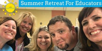 I AM Noticed Summer Retreat for Educators