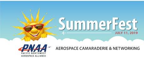 PNAA SummerFest tickets
