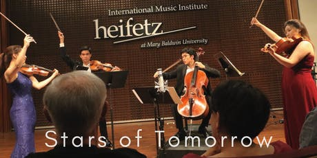 Heifetz Festival of Concerts: Stars of Tomorrow (08/01/19) tickets