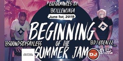 Beginning Of Summer Jam