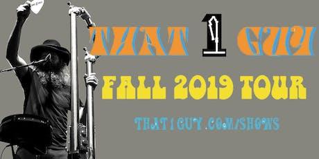 Magic Mustache Club - Spokane, WA. - 11/19/19 tickets