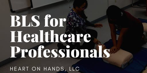 CPR & AED BLS for Healthcare Professionals