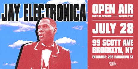 Jay Electronica tickets
