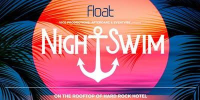 Night Swim Pool Party at Hard Rock Hotel - Labor Day Weekend