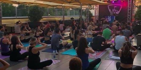 Body-weight Yoga Sculpt at Topgolf Minneapolis tickets