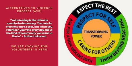 Community Workshop on Creative Conflict Resolution - AVP Bakersfield tickets