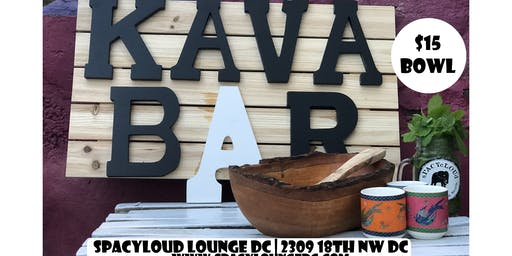 Kava Kava Happy Hour at sPACYcLOUd