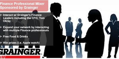 Finance Professional Mixer