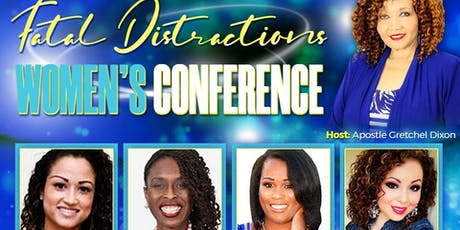 Fatal Distractions Women's Conference - Austin tickets
