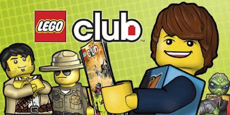 Eureka Springs Lego Club tickets