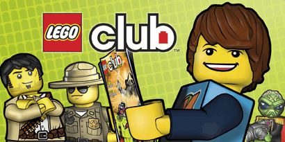 Eureka Springs Lego Club