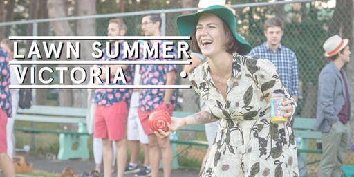 Victoria Week 4 - Social Tickets @ Lawn Summer Nights
