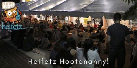 Heifetz Festival of Concerts: Heifetz Hootenanny! (08/03/19) tickets