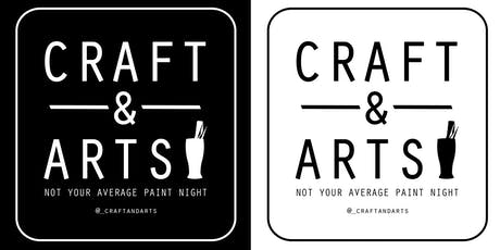 CRAFT & ARTS - TAPS Brewery & Barrel Room tickets