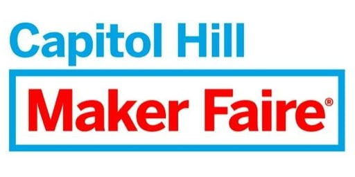 2019 Daytime Capitol Hill Maker Faire Panel Discussions