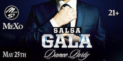 Salsa Gala Dance Party