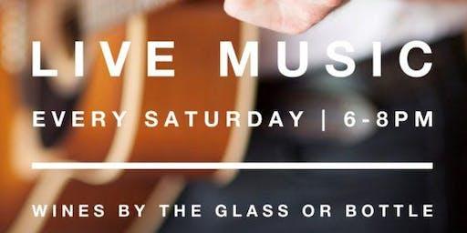 Live Music Saturday at LAC, featuring Sarah O'Dea