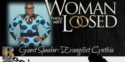 WOMEN THOU ART LOOSED REVIVAL