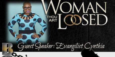 WOMEN THOU ART LOOSED REVIVAL tickets