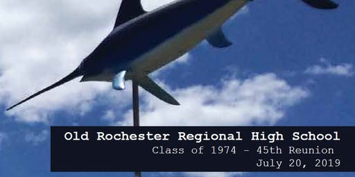 Old Rochester Regional Class of74' Reunion
