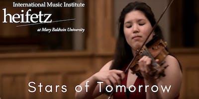 Heifetz Festival of Concerts: Stars of Tomorrow (08/05/19)