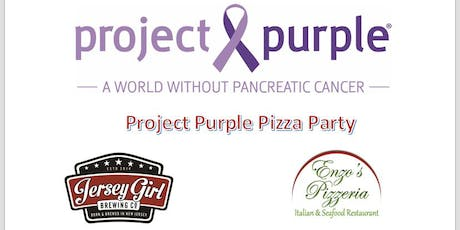 Project Purple Pizza Party tickets
