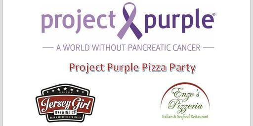 Project Purple Pizza Party