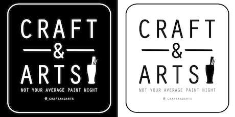 CRAFT & ARTS - Gunwhale Ales tickets