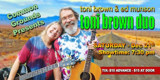 Toni Brown Duo