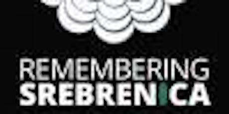 Remembering Srebrenica Peace March tickets