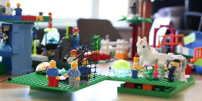LEGO SERIOUS PLAY® x Start with Why