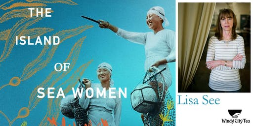 """Lisa See and """"The Island of Sea Women"""""""