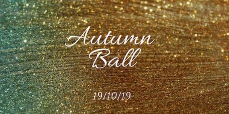Autumn Ball (Featuring comedy guest speaker ADAM KAY) tickets