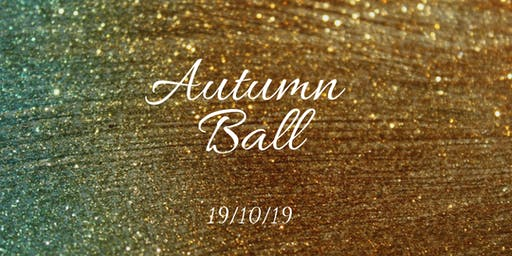 Autumn Ball (Featuring comedy guest speaker ADAM KAY)