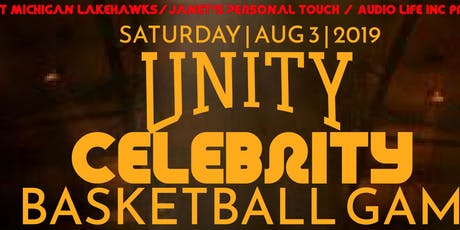 UNITY Celebrity Basketball Game tickets