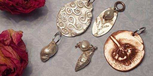 Get Creative with Silver Clay ~ Thursdays