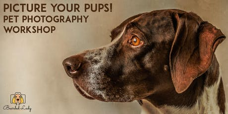 Picture Your Pups! Pet Photography Workshop tickets