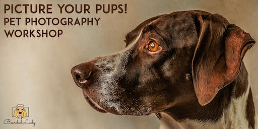 Picture Your Pups! Pet Photography Workshop