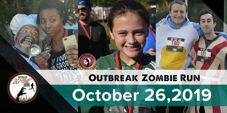Outbreak Zombie Run tickets