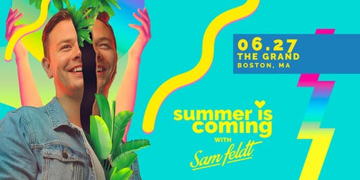 Sam Feldt | The Grand Boston 6.27.19