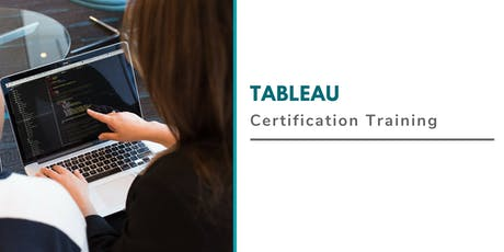 Tableau Online Classroom Training in Springfield, MA tickets