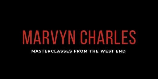 Marvyn Charles Masterclass