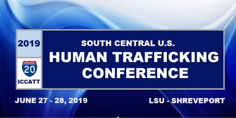 South Central U.S. Human Trafficking Conference 2019 tickets